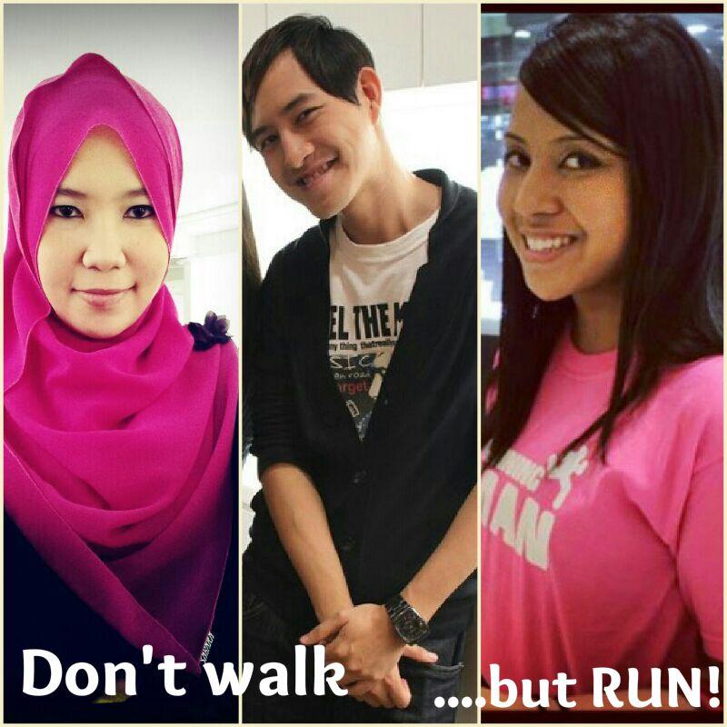 Mall Runners Team A
